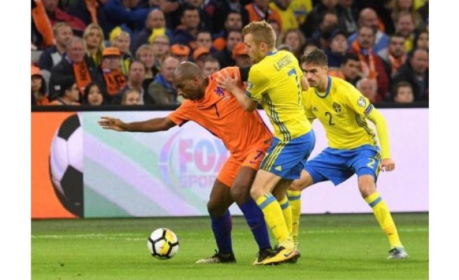 İsveç play-off biletini kaptı