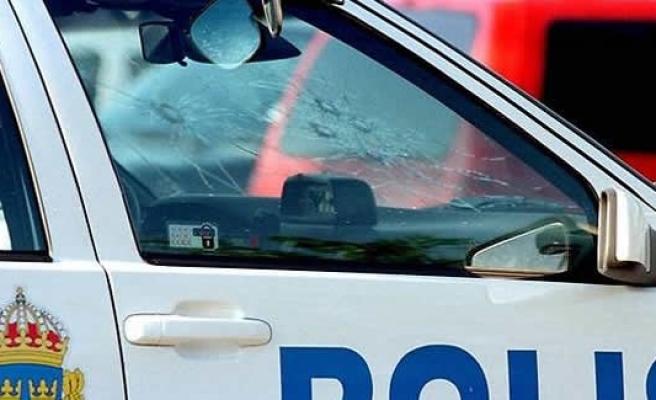 İsveç Polisi en çok zorlandığı Tensta'da yine ölümden döndü