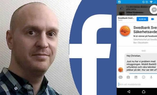 İsveç polisi facebook dolanrıcılığı için uyardı