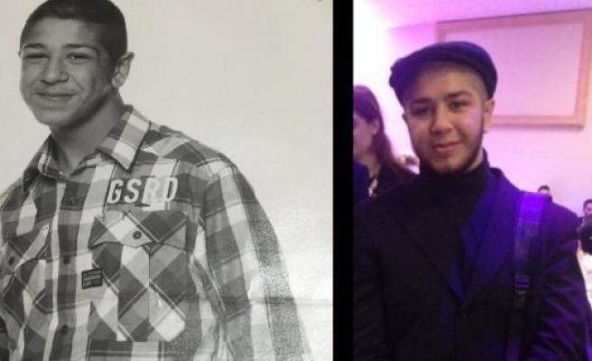 İsveç Polisi Kayıp Türk Genci Arıyor