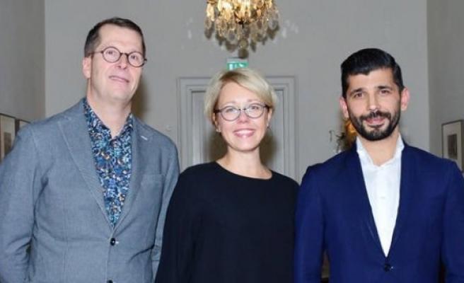 İsveç Sarayı'nda lezzetli lansman
