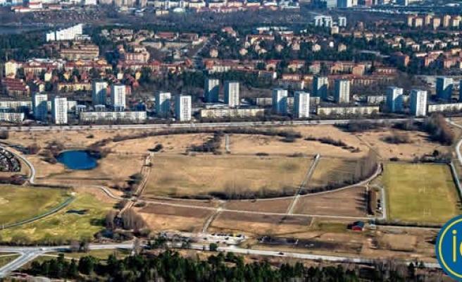 İsveç'te 10 bin kişinin yaşayabileceği dev proje!