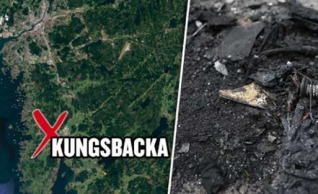 İsveç'te arabada bulunan cesette cinayet şüphesi