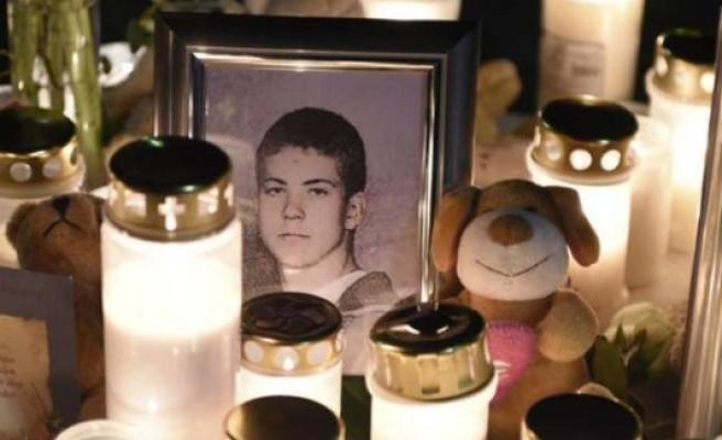 İsveç'te bıçaklanarak öldürülen öğrencinin kimliği belli oldu