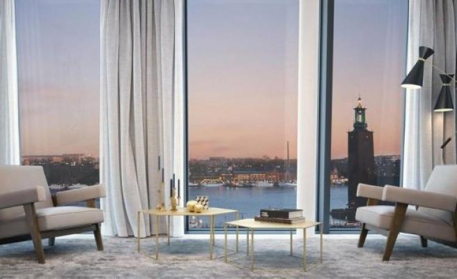 İsveç'te bu daire (lägenhet) 104 milyon krona satıldı