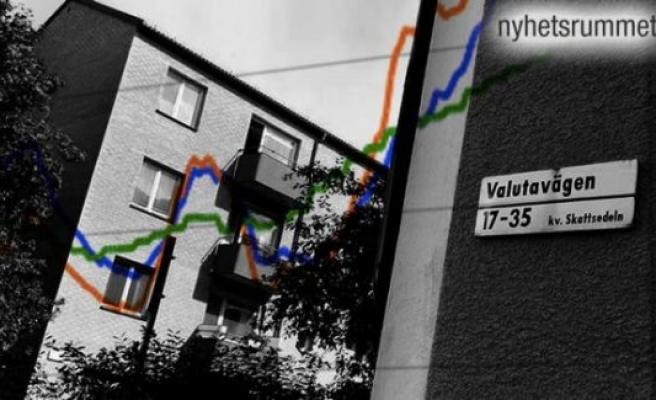 İsveç'te Ev Fiyatları Artmaya Devam Ediyor