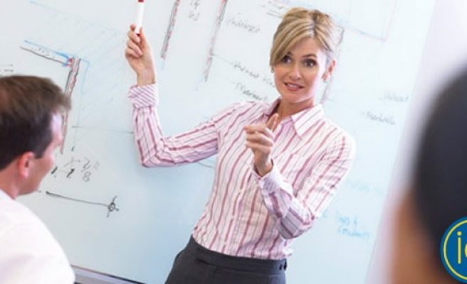 İsveç'te girişimci  kadın ve yöneticilerin sayısı artıyor