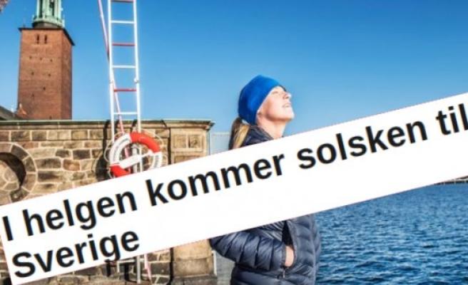 İsveç'te Hafta Sonu Mangalı Hazırlayın!