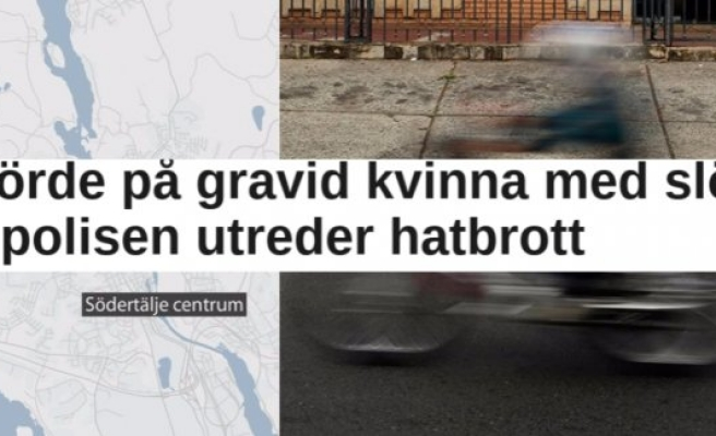 İsveç'te Hamile Bir Kadına, ''Müslüman'' olduğu için ırkçı saldırı