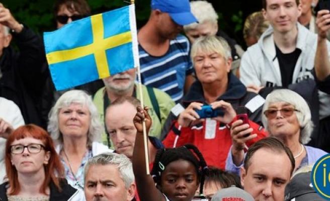 İsveç'te ilk defa erkekler, kadınları geçti