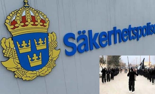 İsveç'te IŞİD operasyonu!
