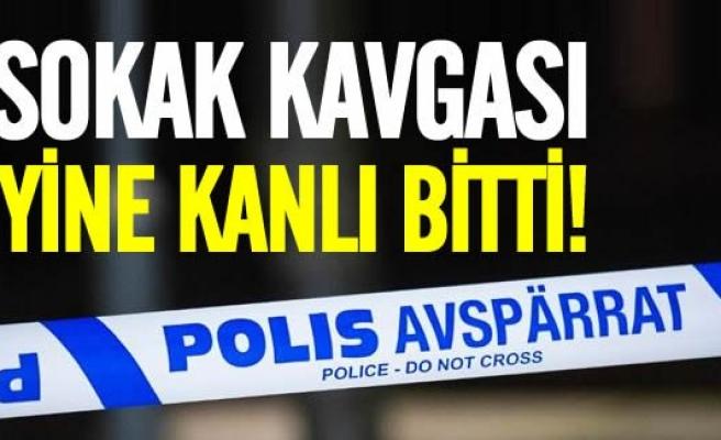 İsveç'te kızışan sokak kavgaları yine kanlı bitti