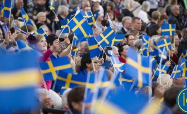 İsveç'te Milli Bayram'a asker, Suriyelilerden dolayı davet edilmedi