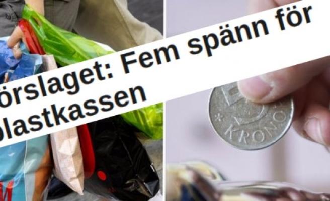 İsveç'te Naylon Poşetler 5 Kron Oluyor