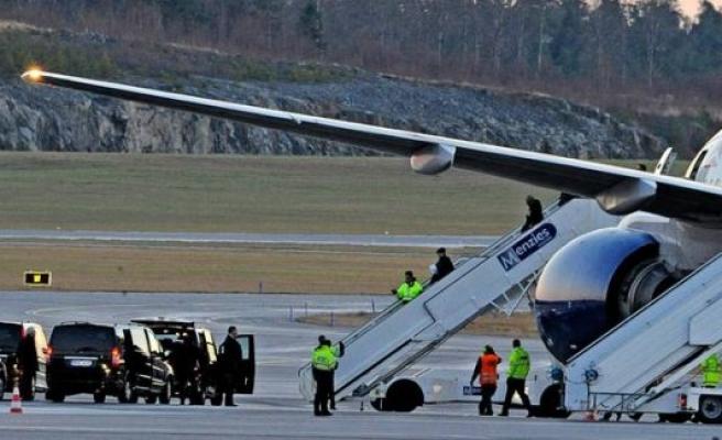 İsveç'te O Hava Yolları'nın uçuşları yasaklandı