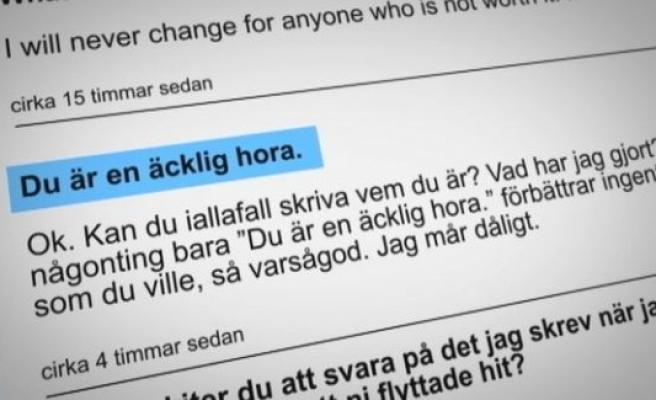 İsveç'te o siteye erişim yasağı