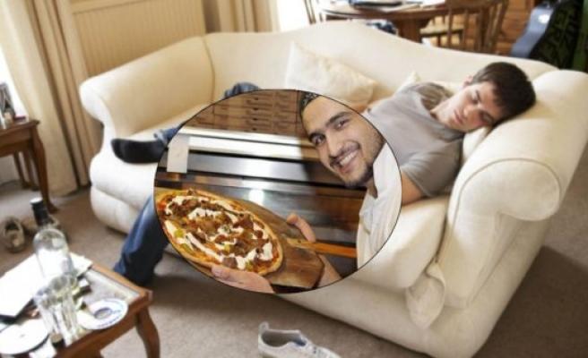 İsveç'te pizza rekoru kırıldı...