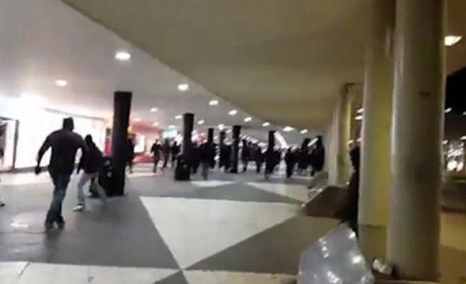 İsveç'te sığınmacılara maskeli saldırı