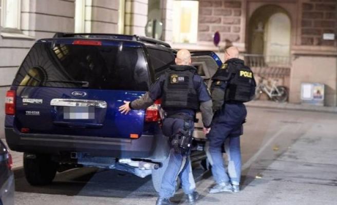 İsveç'te terör alarmı