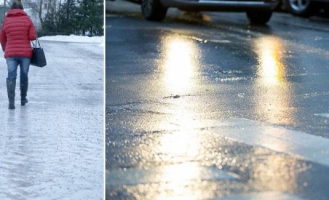 İsveç'te trafiğe çıkanlara uyarı