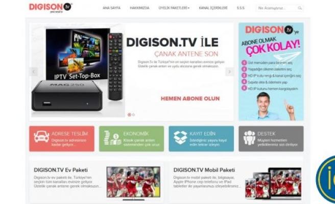İsveç'te Türk Televizyonlarını en pratik izleme şekli