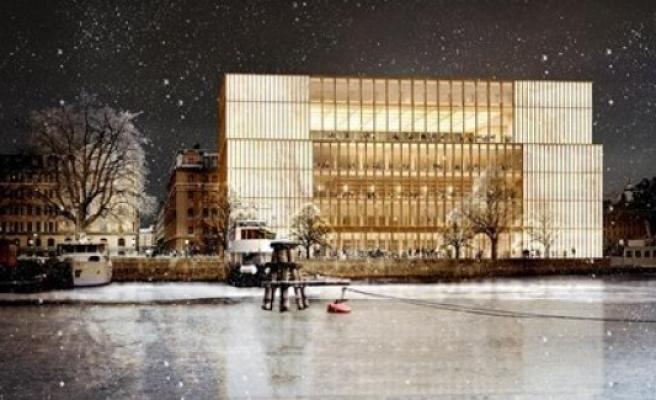 """İsveç'te """"Yeni Nobel Merkezi""""nin tanıtımı yapıldı"""