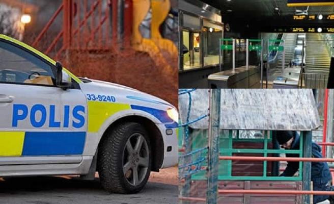 İsveç tecavüz olaylarıyla sarsılıyor! Bir tecavüz vakası daha!