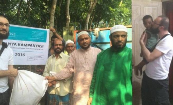 İsveç'ten Bangladeş'e yardım eli