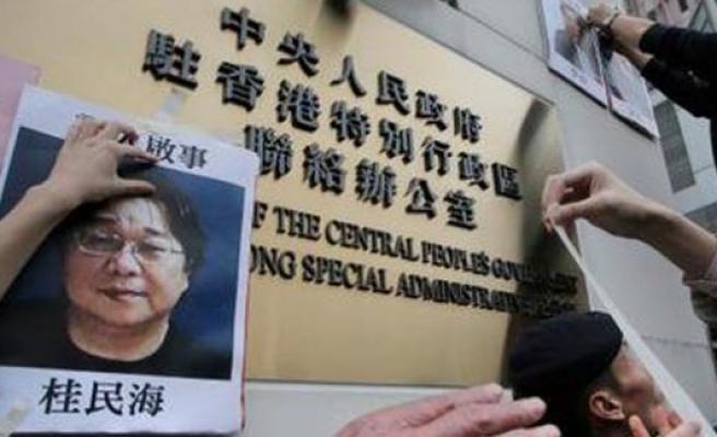 İsveç'ten Çin'e gözaltı kınaması
