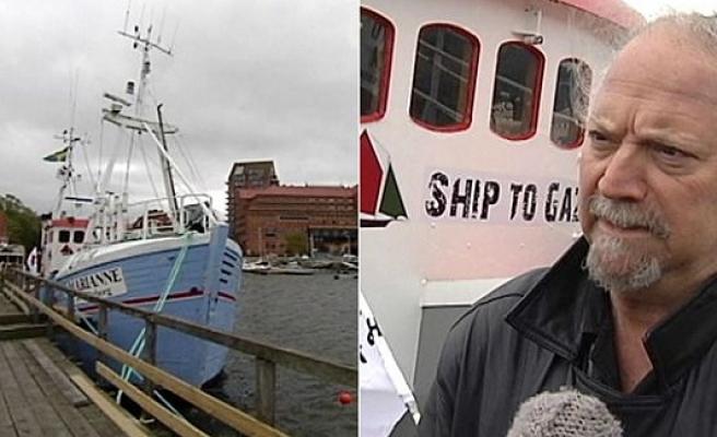 İsveç'ten Yola Çıkan Balıkçı Teknesi, Gazze'ye Gidiyor