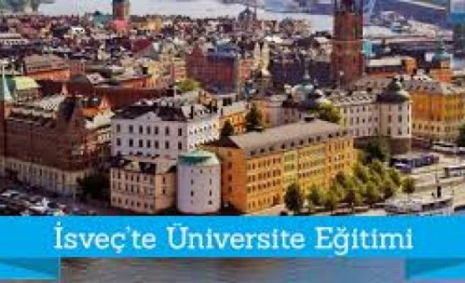 İsveç Türk Öğrenci ve Araştırmacılara Burs Verecek