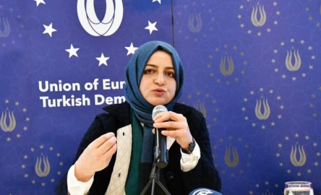 İsveç UETD'den 'Terörle mücadelede kadın' konferansı
