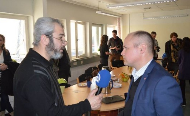 İsveç ve  Almanya Arasında Sığınmacı Krizi