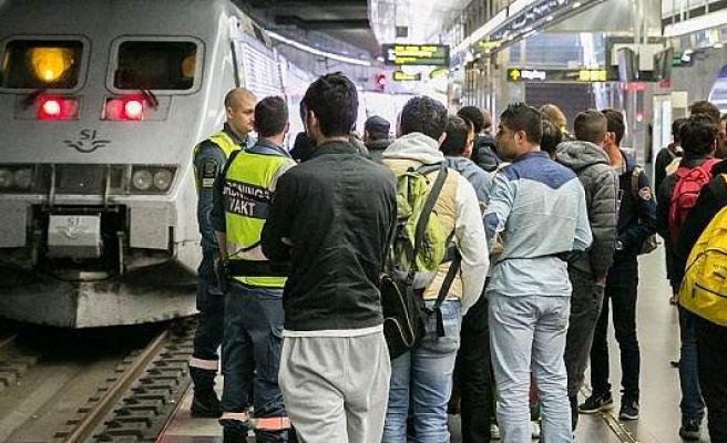 İsveç ve Norveç'te sığınmacı sayısında büyük düşüş
