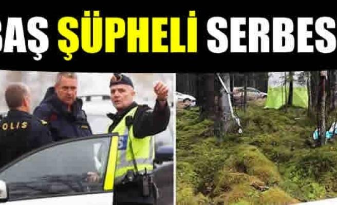 İsveç yargısı cinayet zanlısını serbest bıraktı