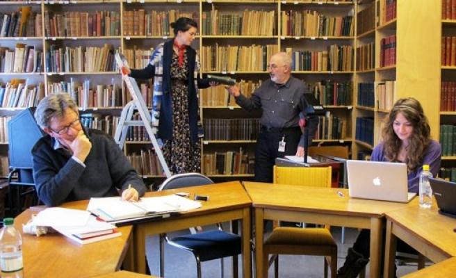 İsveç'in Lund Üniversitesi'nde, ''İslam Devleti'' başlıklı kurs
