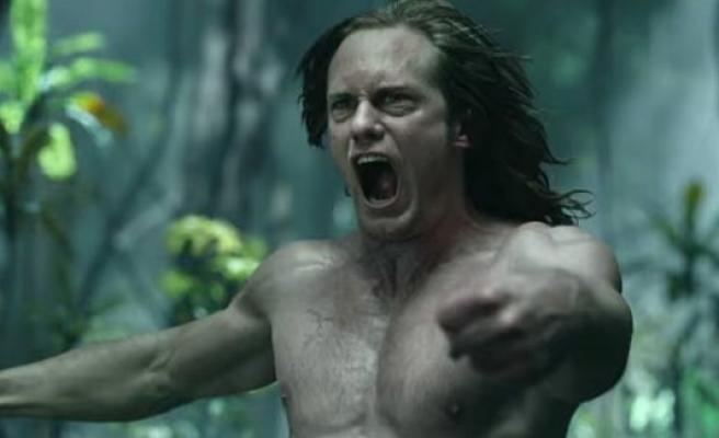 İsveçli Artist Tarzan Olmak İçin Aylarca Hamburger Yedi