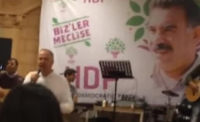 İsveçli Asurilerden, PYD'ye destek veren İsveçli Parti Başkanına Kınama