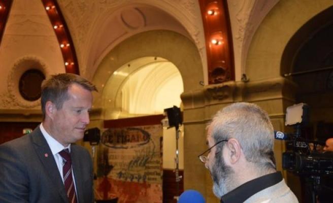 İsveçli bakan sığınmacılara yönelik sadırıyı kınadı