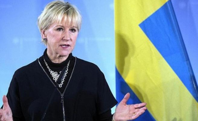 İsveçli Bakan: ''Türkiye'deki halkla dayanışma içindeyiz''