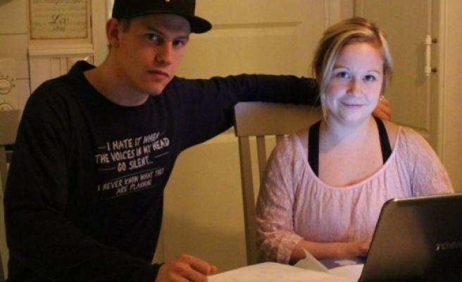 İsveçli çift, Kosovalı sığınmacılara ev aldı...FOTO