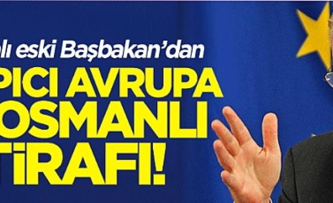 İsveçli eski Başbakan: Ortadoğu'da barışın anahtarı Osmanlı