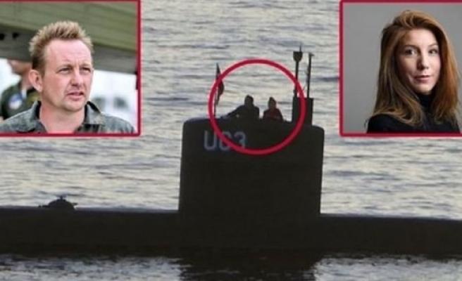 İsveçli gazeteciyi öldüren Danimarkalı canice videolar izlemiş