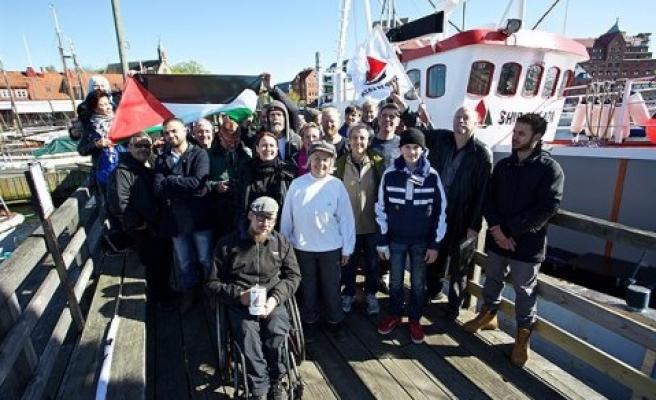 İsveçli Norveçli Aktivistlere İsrail'den sert tepki