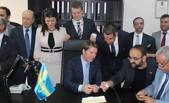 İsveçli Türk Bakan Mehmet Kaplan, ilk dış gezisine KULU'dan başlıyor...