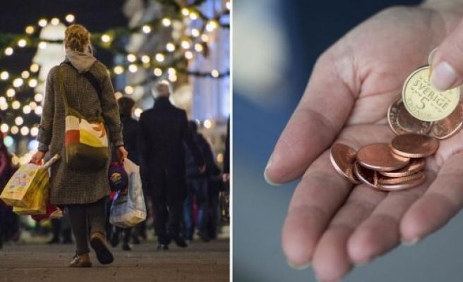 İsveçliler  Noel'de rekor kıracak