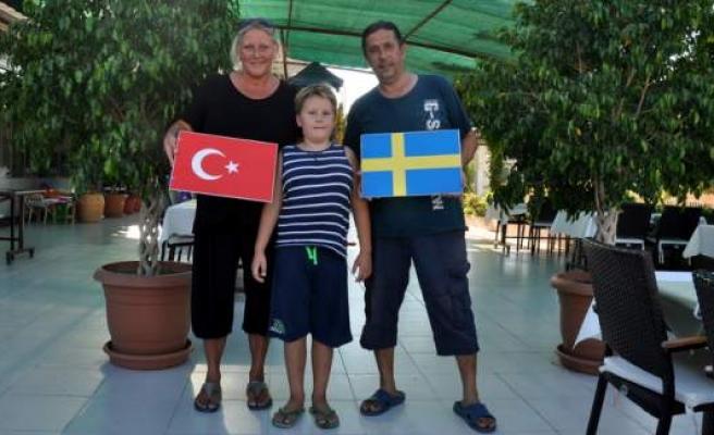 İsveçlilerden 'Türkiye'ye haksızlık yapılıyor' buluşması