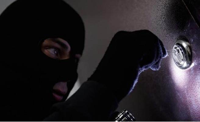 İsveç'te akıl almaz hırsızlık!
