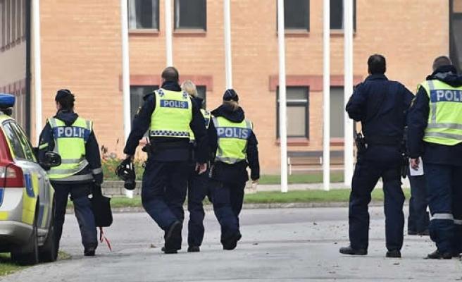 İsveç'te alarm! Bina boşaltıldı