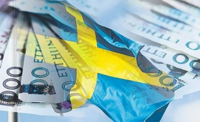 İsveç'te enflasyon yüzde 0,3 düştü